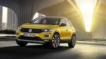 VW представил новый компактный кроссовер, фото 1