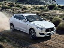 Продажи Maserati выросли в РФ почти в 10 раз