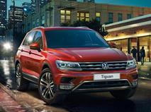VW Tiguan подешевел на 110 тысяч рублей