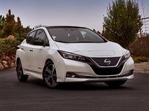 Nissan представил нового конкурента Tesla Model 3, фото 1
