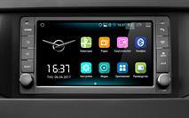 УАЗ «Патриот» получил мультимедийную систему с интернетом