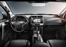 Обновленный Land Cruiser Prado представлен официально
