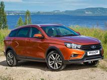 Универсалы Lada Vesta поступят в продажу 25 октября