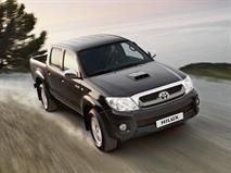 В РФ отзывают пикапы Toyota Hilux из-за проблем с подушками безопасности