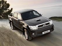 В РФ отзывают пикапы Toyota Hilux из-за проблем с подушками безопасности, фото 1