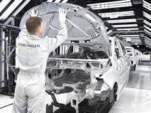 Производство легковушек выросло в России на 21 процент
