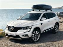 Дизельный Renault Koleos добрался до России