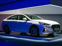 Hyundai назвал рублевую цену новой Sonata