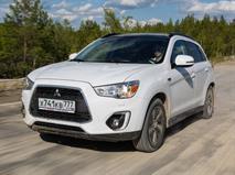 В РФ отзывают 90 тысяч Mitsubishi ASX