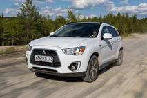 В РФ отзывают 90 тысяч Mitsubishi ASX, фото 1