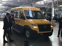 УАЗ выпустил новый микроавтобус