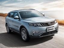 Geely привезет в Россию конкурента VW Tiguan в ноябре