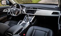 Geely привезет в Россию конкурента VW Tiguan в ноябре, фото 3