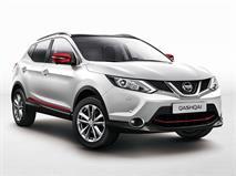 Nissan представил россиянам юбилейный Qashqai