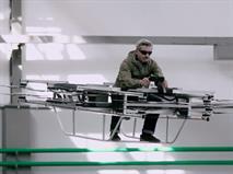 Концерн «Калашников» разработал летающий мотоцикл