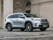 Toyota Highlander подешевел на 265 тысяч рублей, фото 1