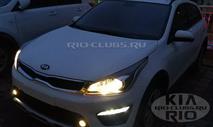 Появились фото вседорожного KIA Rio для России, фото 1