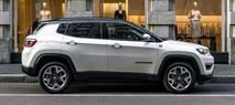 Новый Jeep Compass приедет в РФ с двумя моторами