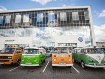 Культовый Volkswagen Transporter в гостях у АВИЛОН, фото 1