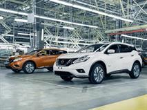 Nissan увеличил производство на заводе в Санкт-Петербурге
