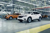 Nissan увеличил производство на заводе в Санкт-Петербурге, фото 1