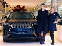 Продажи Range Rover Velar стартовали в АВИЛОНе, фото 1