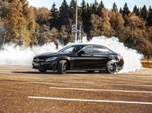 Mercedes-AMG C 63 и С 45 4MATIC: пристегните ремни!