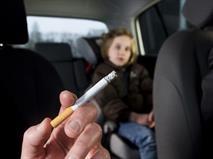 Минздрав предожил запретить курение в автомобилях, фото 1
