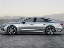 Audi представил новую A7