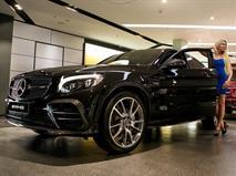 Mercedes-AMG GLC 43: завораживающая сила в чистом виде в АВИЛОНе, фото 1