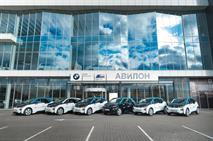 АВИЛОН выдал первые электрокары московскому каршерингу YOU drive., фото 1