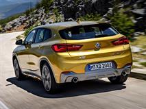 BMW представила совершенно новый кроссовер X2, фото 2