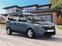 Renault привез в РФ «каблучок» Dokker за 814 тысяч рублей