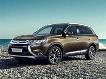 Mitsubishi Outlander получил новые опции и стал выгоднее