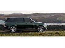Range Rover Holland & Holland: самый дорогой внедорожник в истории марки уже в «АВИЛОН», фото 1