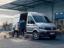 Новую «ГАЗель» построят на общей платформе с Volkswagen Crafter, фото 2