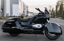 Путину показали новый мотоцикл ИЖ для кортежа, фото 2
