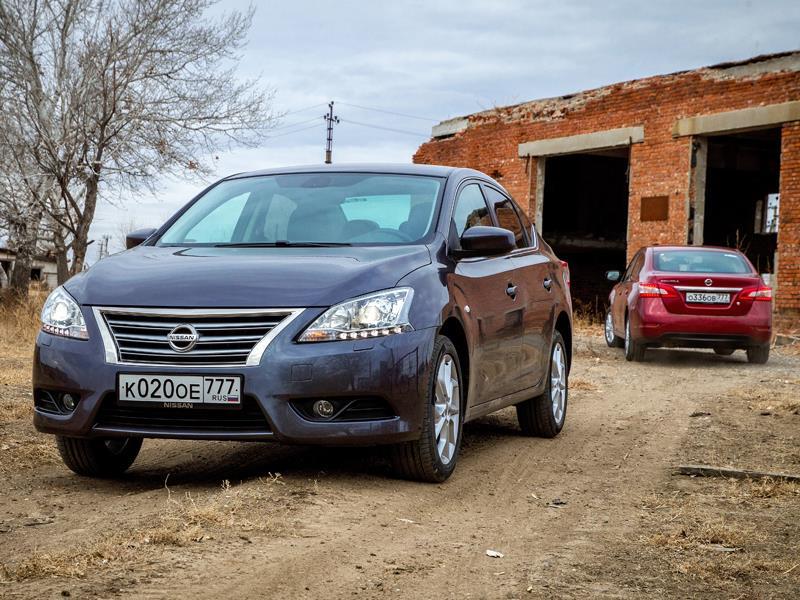 В РФ прекратились продажи двух моделей Nissan