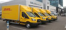 Автомобильная группа «АВИЛОН» передала партию из 207 автомобилей Ford логистической компании DHL, фото 1