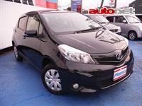 Toyota Vitz 1.3 4WD