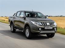 Mitsubishi L200 подешевел на 250 тысяч рублей