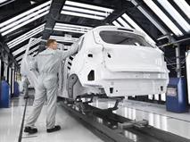 Производство автомобилей в РФ выросло на 23 процента