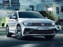 VW добавил новому Tiguan спортивности, фото 1