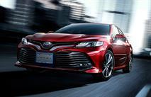 Раскрыт дизайн новой Toyota Camry для России