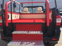 УАЗ сделал из «Патриота» кабриолет, фото 4