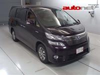 Toyota Vellfire 2.4 Hybrid 4WD