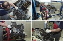 Доверь ремонт двигателя Nissan профессионалам!, фото 1