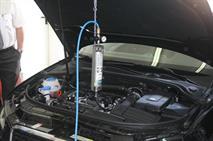 Очиcтка инжектора Nissan по европейской технологии в СТ-МОТОРС, фото 1
