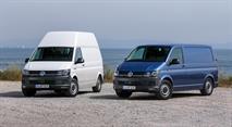 Volkswagen выпустил специальный Transporter для Москвы, фото 1