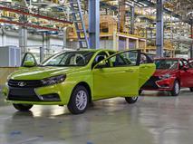 Lada Vesta обогнала по продажам «Гранту»